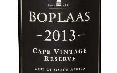 Top three positions for Boplaas Cape Ports