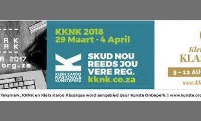 New festival terrain for KKNK in 2018