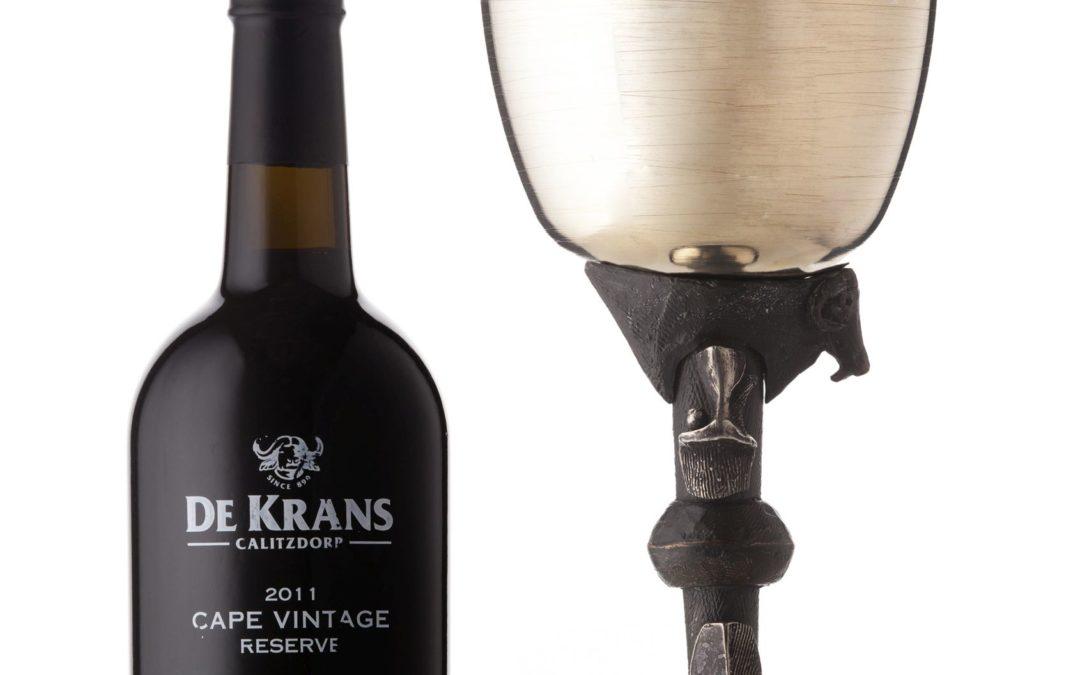 Three De Krans Ports in Top Wine SA Classification