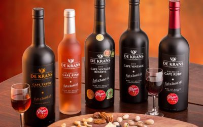 De Krans: Why a port–style wine?