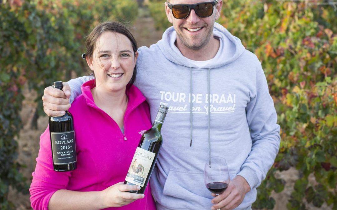 4 Boplaas wines at Top 100 SA Wines 2018