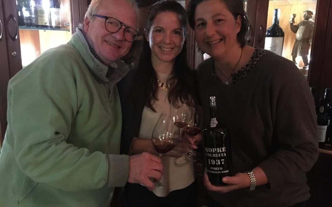 SA winemakers get a rare taste of Douro wines