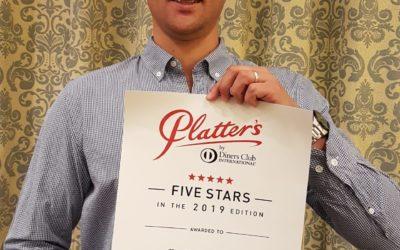 Five Stars for De Krans!