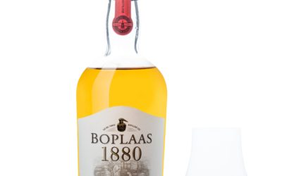 Boplaas unveils 6YO Cape Tawny Whisky