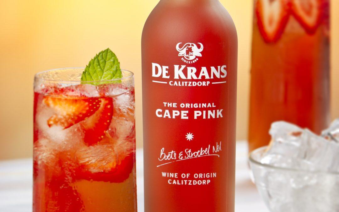 De Krans goes pretty in pink