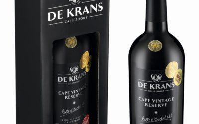 De Krans Top Cape Port producer in Top Wine