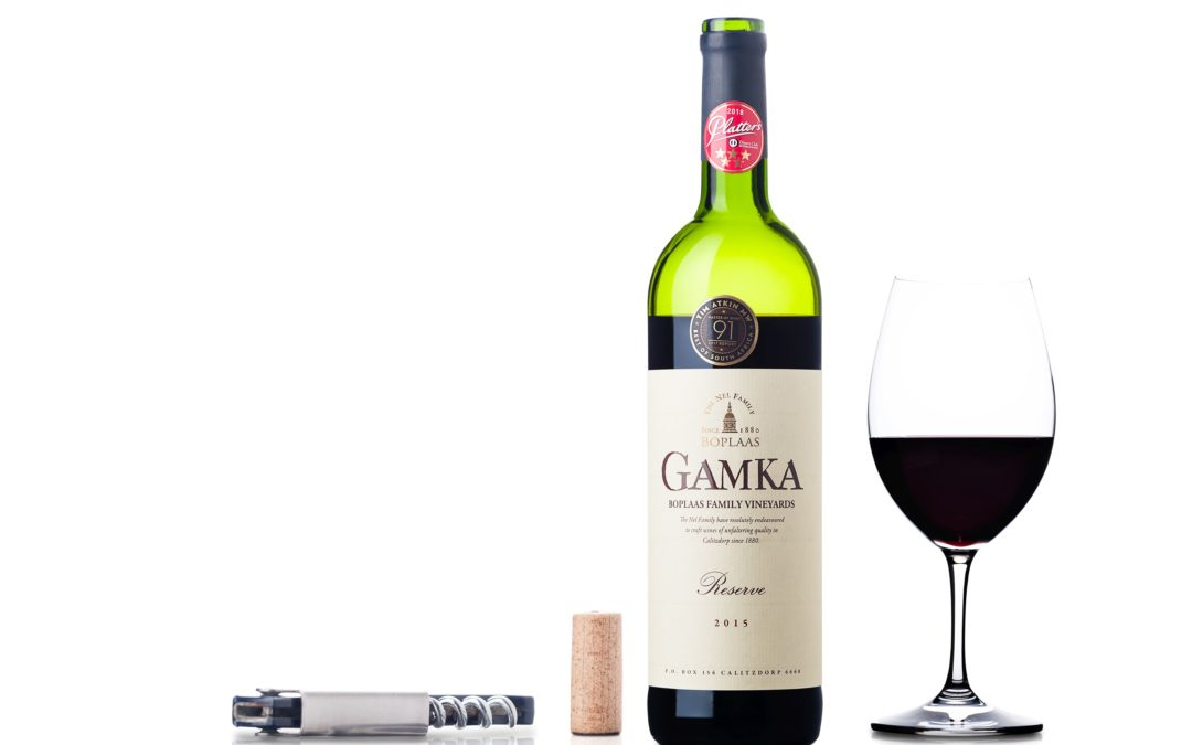 Boplaas wines rated SA's best by SAWi