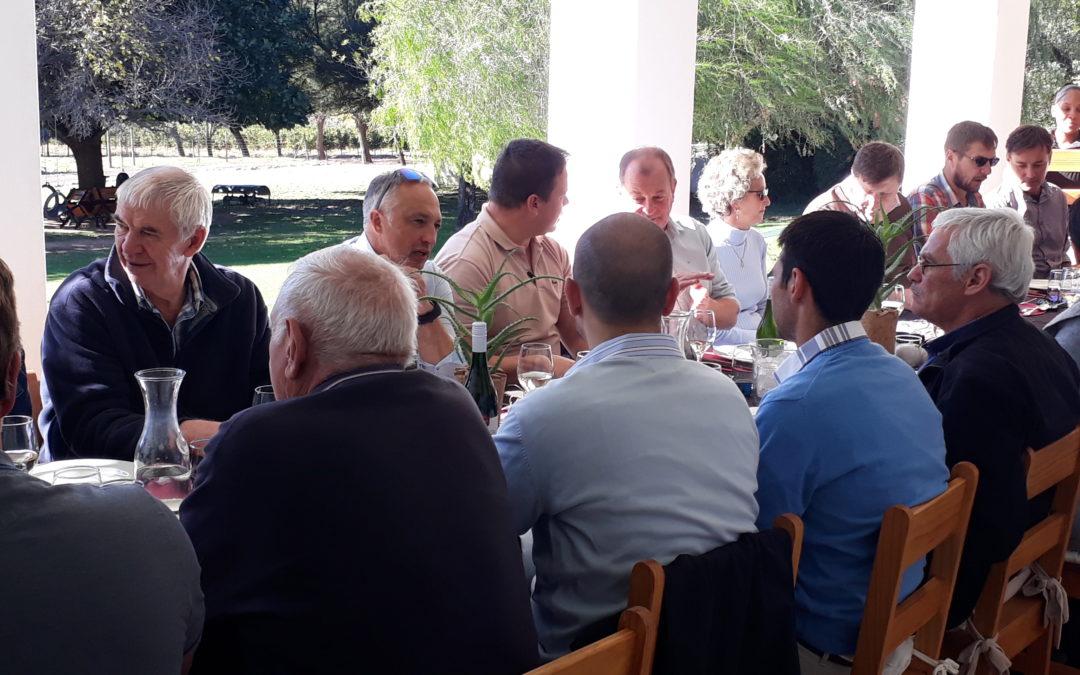 Klein Karoo hosted local wine buyers