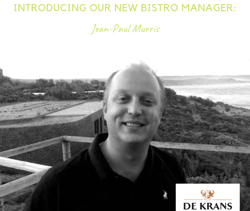 New bistro manager at De Krans