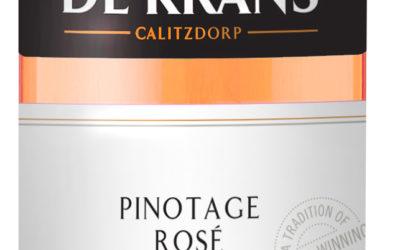 Double Gold for De Krans Pinotage Rosé