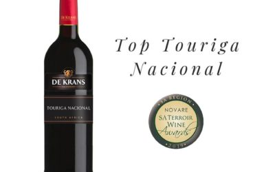 De Krans Touriga best again at Terroir Awards