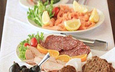 Karusa take away menu