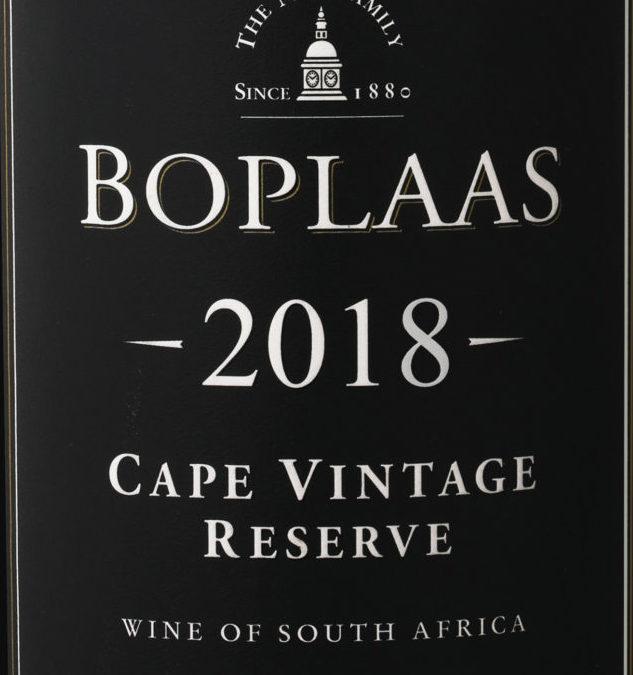 Boplaas achieves its 20th five-star