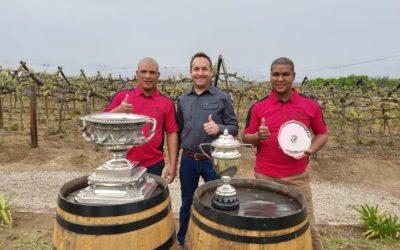 De Krans excels on the competition front