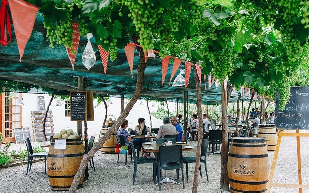 De Krans Wines: your summer destination