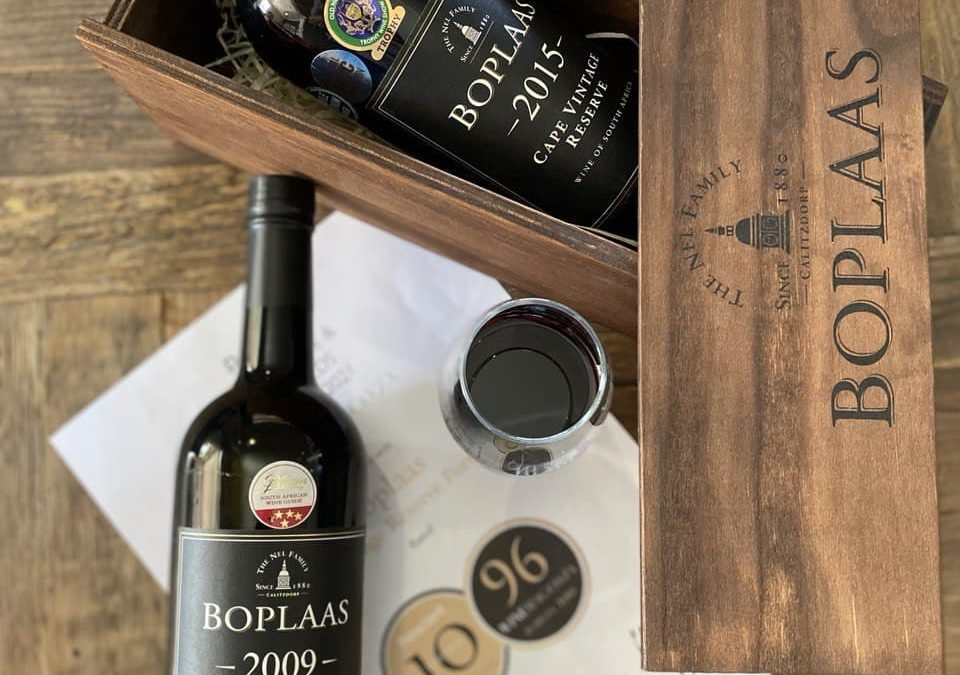 Boplaas takes top-spot in WineMag contest
