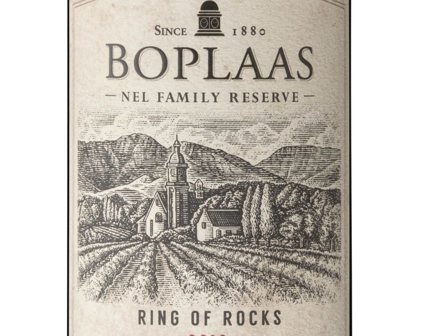 Boplaas Family Reserve wines get a new look